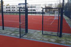 Schulhof und Schulsportanlagen